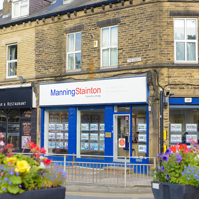 Manning Staintons Guiseley Lettings Branch
