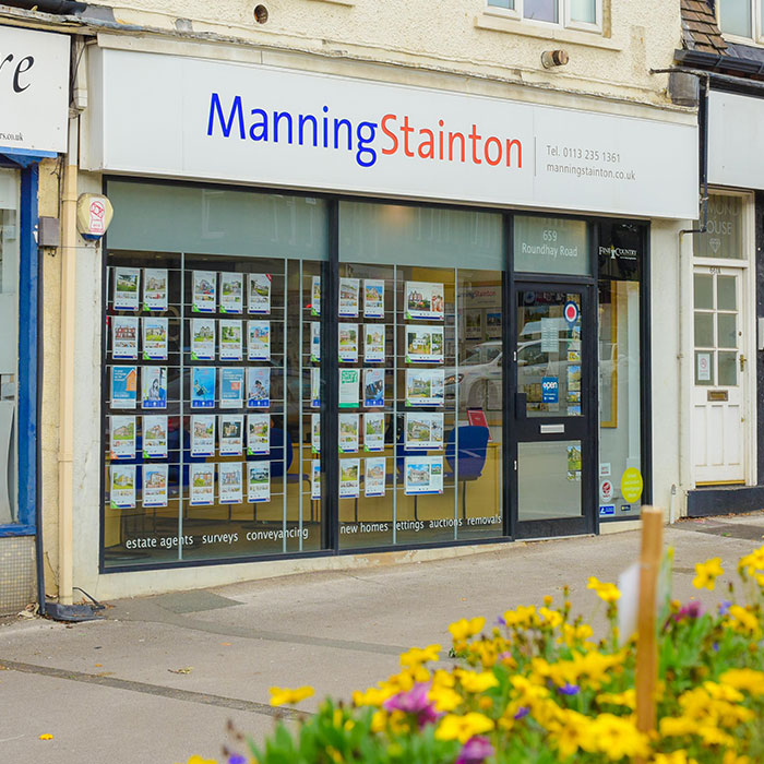 Manning Stainton Oakwood House Sales Branch