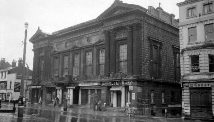 Wakefield Corn Exchange