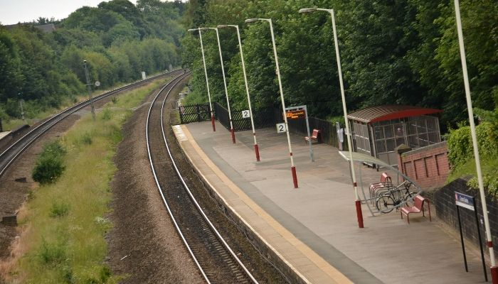 Crossgates Train Station